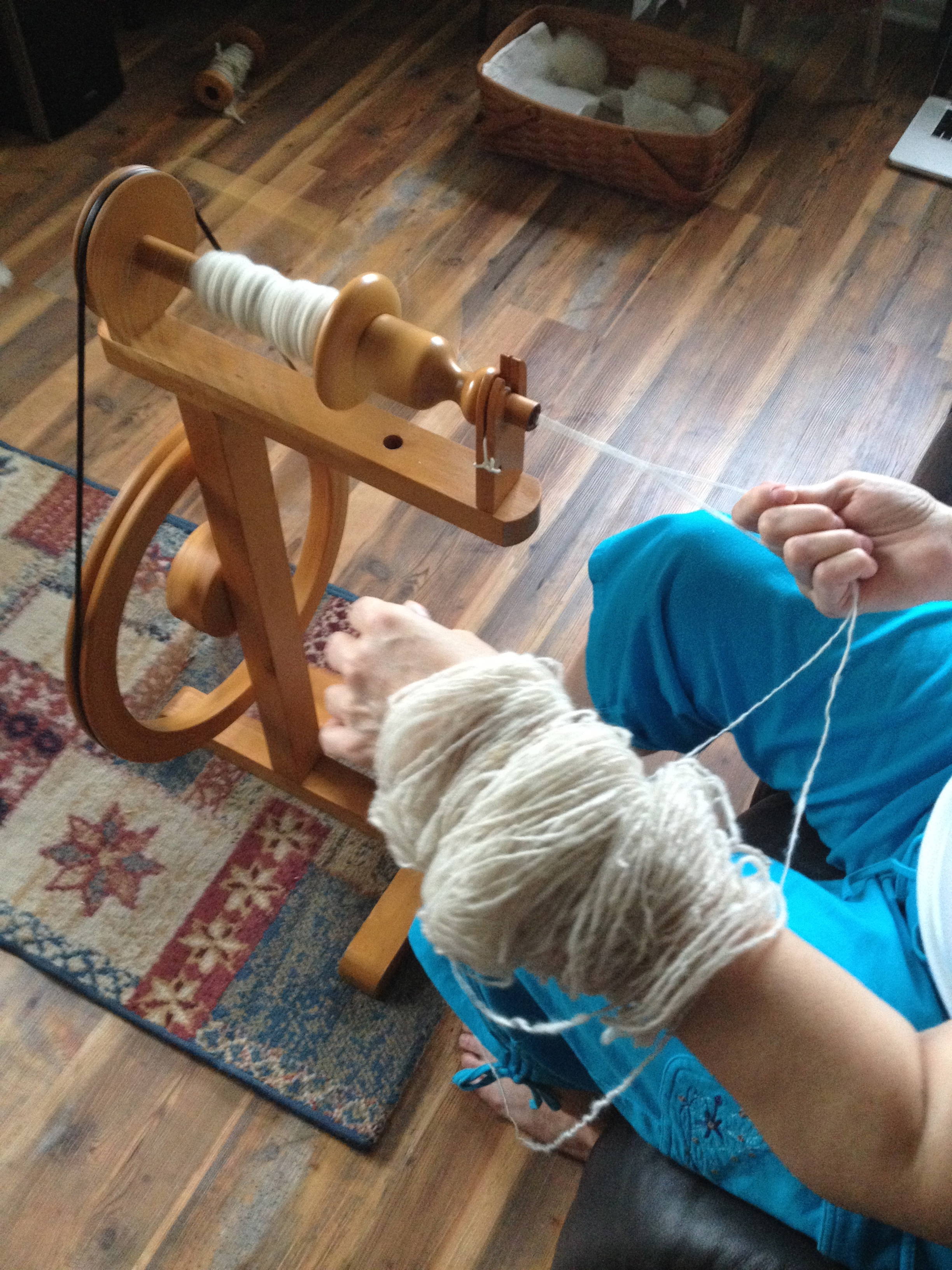 Andean Plying